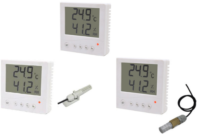 TW-TH01-R 智能数显温湿度变送器